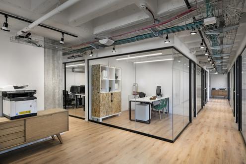 משרדי חברת ריבה בניין פריים רעננה (11) -