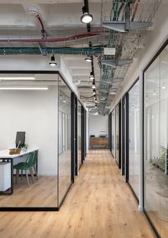משרדי חברת ריבה בניין פריים רעננה (10) -
