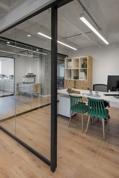 משרדי חברת ריבה בניין פריים רעננה (12) -