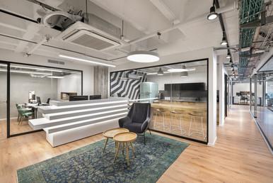 משרדי חברת ריבה בניין פריים רעננה (4) -