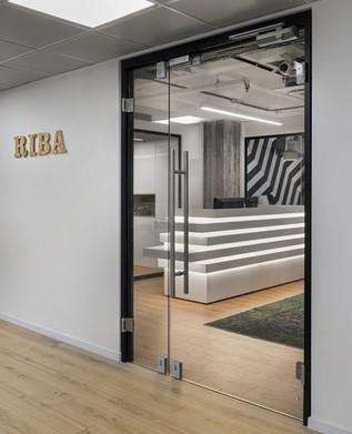 משרדי חברת ריבה בניין פריים רעננה (7) -