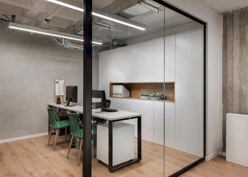משרדי חברת ריבה בניין פריים רעננה (8) -