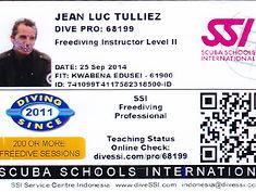 JEAN LUC TULLIEZ, BLUEXPERIENCE,SSI INST