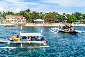 freediving center fdhq,boat,mactan,phili