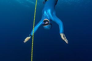 Bluexperience,Freediving,RAID WSF,swimmi