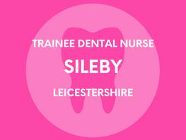 Trainee Dental Nurse - Sileby