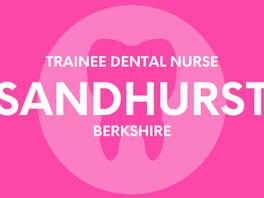 Trainee Dental Nurse - Sandhurst