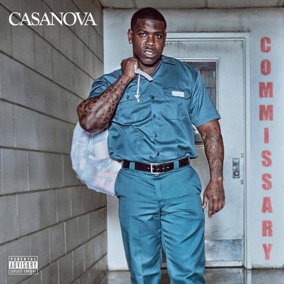 Album Review: Casanova -Commissary
