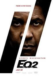 Movie Reviews: Equalizer 2 - Denzel Washington