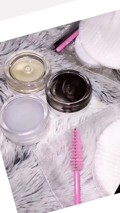 Home Brow Tint Kit with Castor Oil