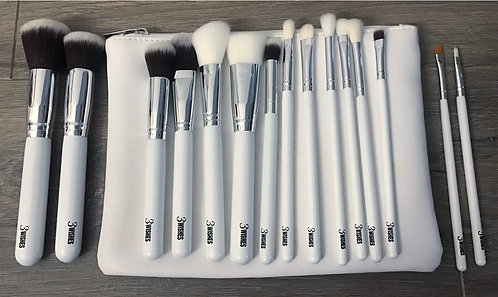 15 Piece Complete Brush Set