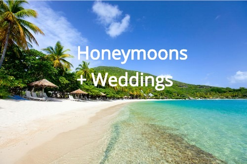 Honeymoons & Weddings