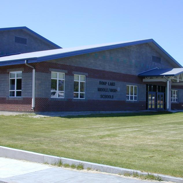 Soap Lake Schools