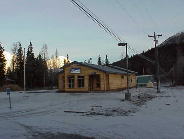 Moose Pass Post Office