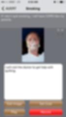 scenario addiction app