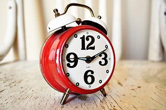 Alarm Clock anxiety attacks at time of night
