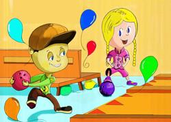 Bowling Team II