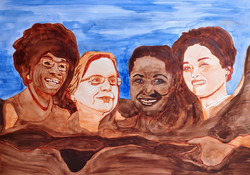 Mount Rushmore (Women of Color)