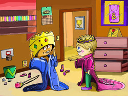 King and Queen Jr.