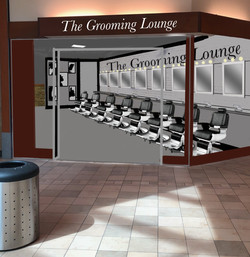 Grooming Lounge (exterior)