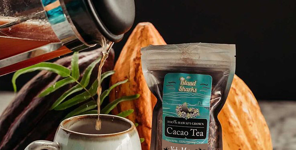 Cacao Tea with Yerba mate