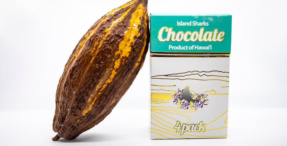 Hawaiian Cacao 4 Pack