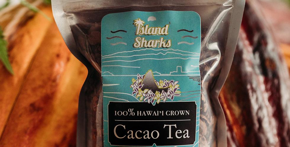 Reishi & Hawaiian Cinnamon Cacao Tea