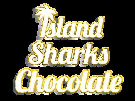 Island Sharks Chocolate Logo | Bean to Bar Chocolate