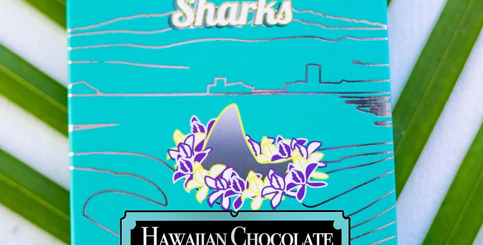 71% Hawai'i Cacao w/ Alaea (Hawaiian Sea Salt)