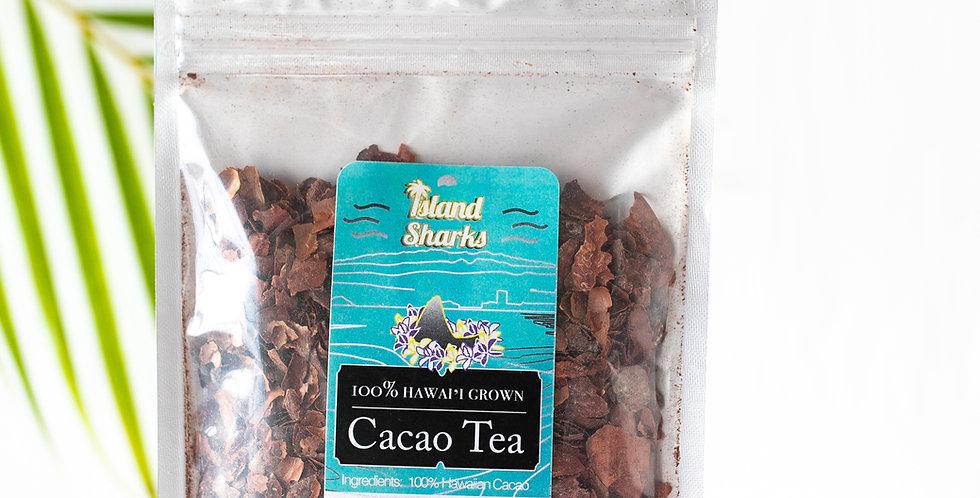 100% Pure Hawaiian Cacao Tea