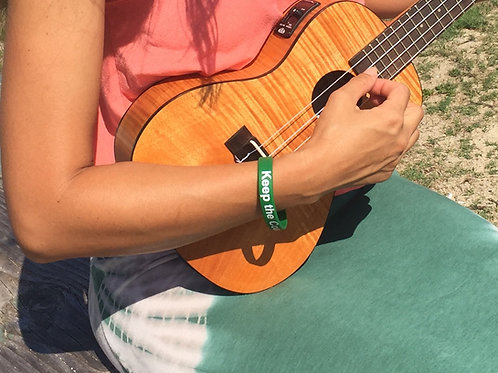 Wristband - Keep the Country Country