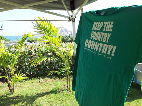 2XL Long Sleve - Keep the Country Country