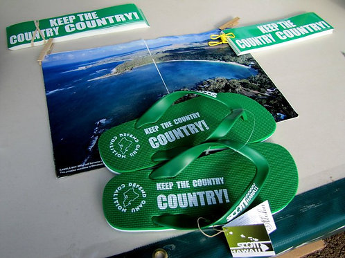 Sticker - Keep the Country Country
