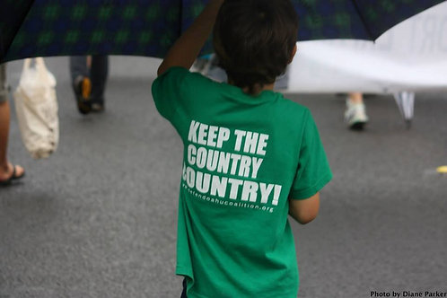 Youth T-shirt - Keep the Country Country