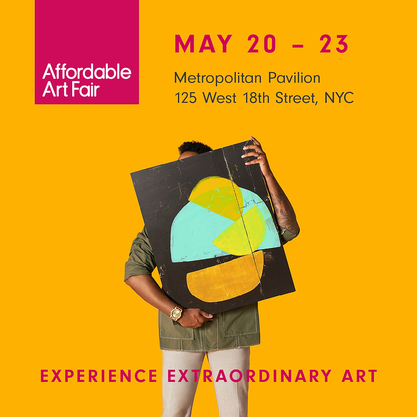 Affordable Art Fair New York Spring 2021