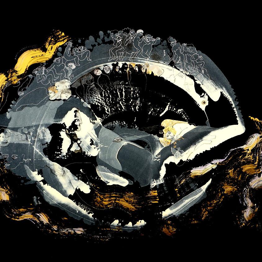 WORLD PREMIERE - Exhibition: Fantasmagorique - Yelena Lezhen