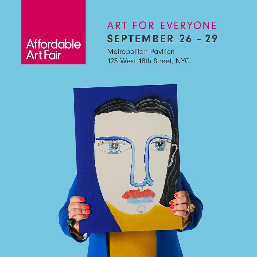 Affordable Art Fair New York