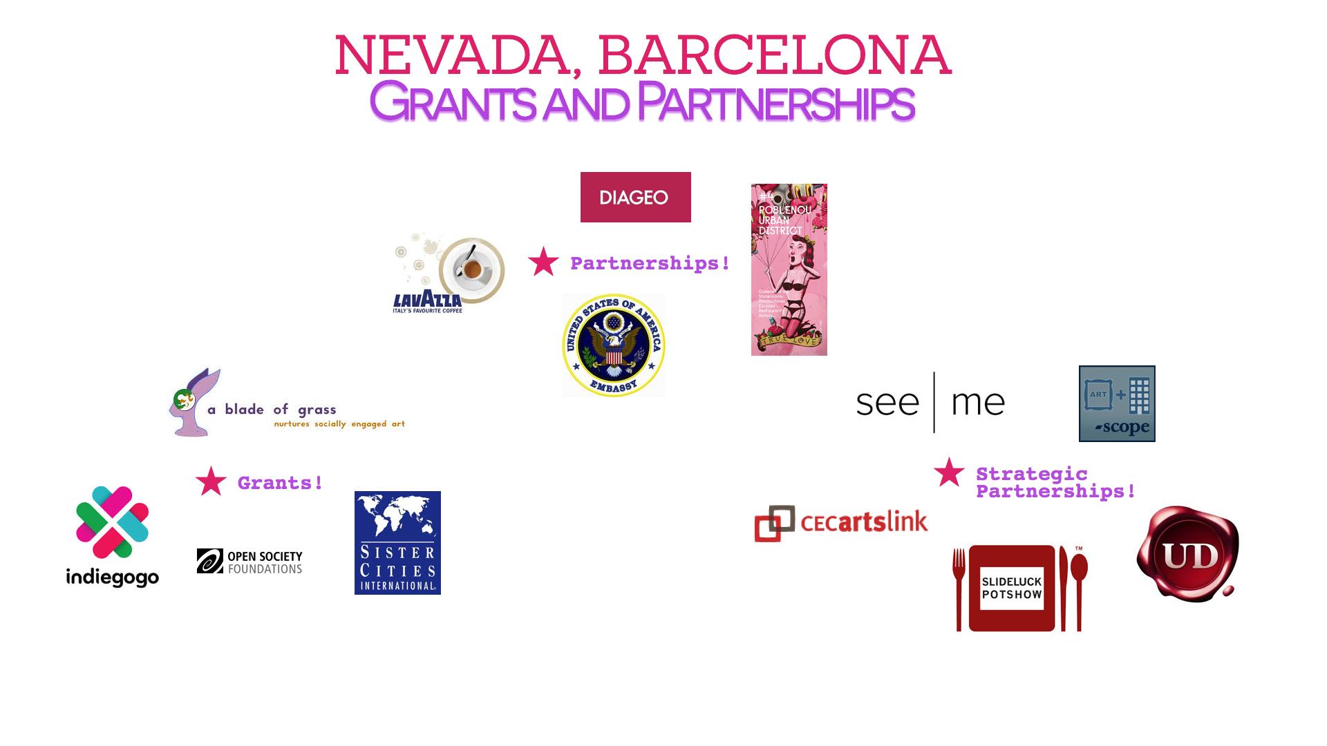 Grants and Partnerships