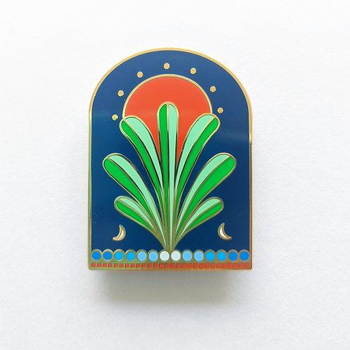 Mystic Plant Pin