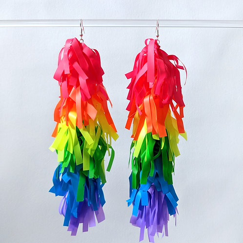 Nina West Rainbow Earrings