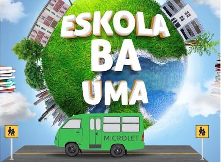 'Eskola Ba Uma' initiative helps children continue learning in Timor-Leste