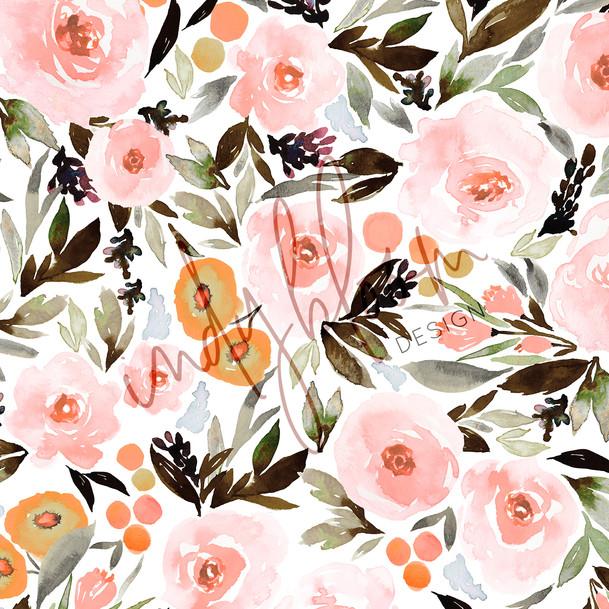 Blush Berry Blossom Black