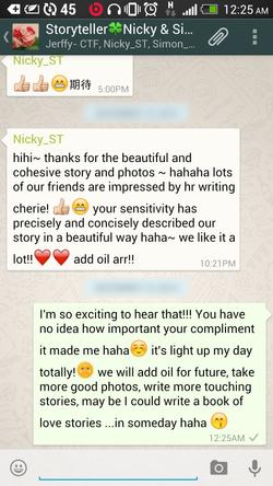 nicky said