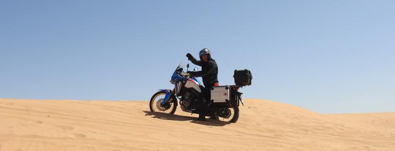 Help Bikers Marrocos