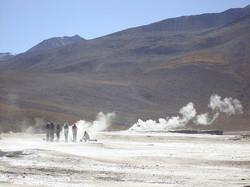 Geiser del Tatio - Atacama