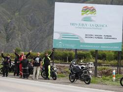 Help Bikers - La Quiaca