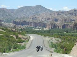 Help Bikers - Bolívia