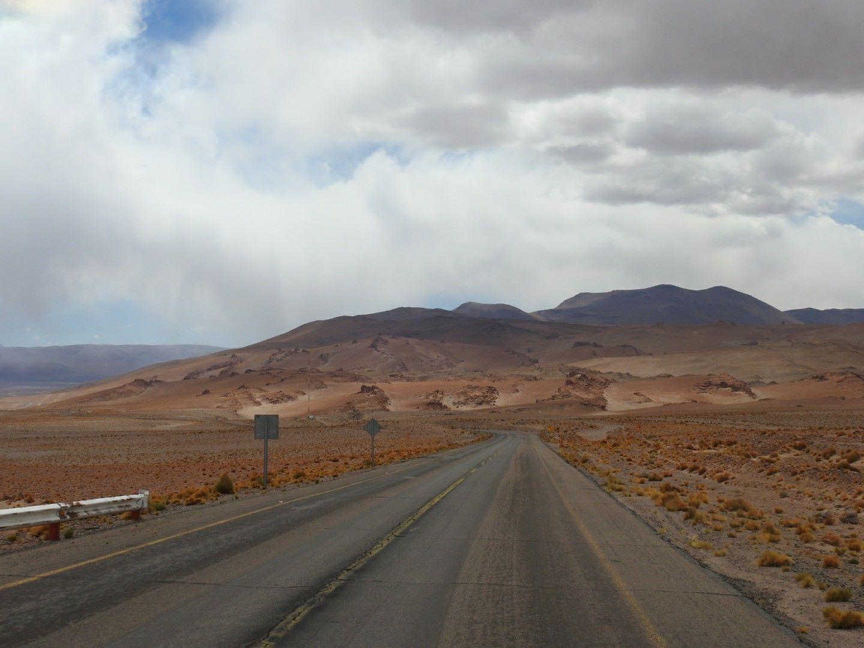 Help Bikers - Atacama