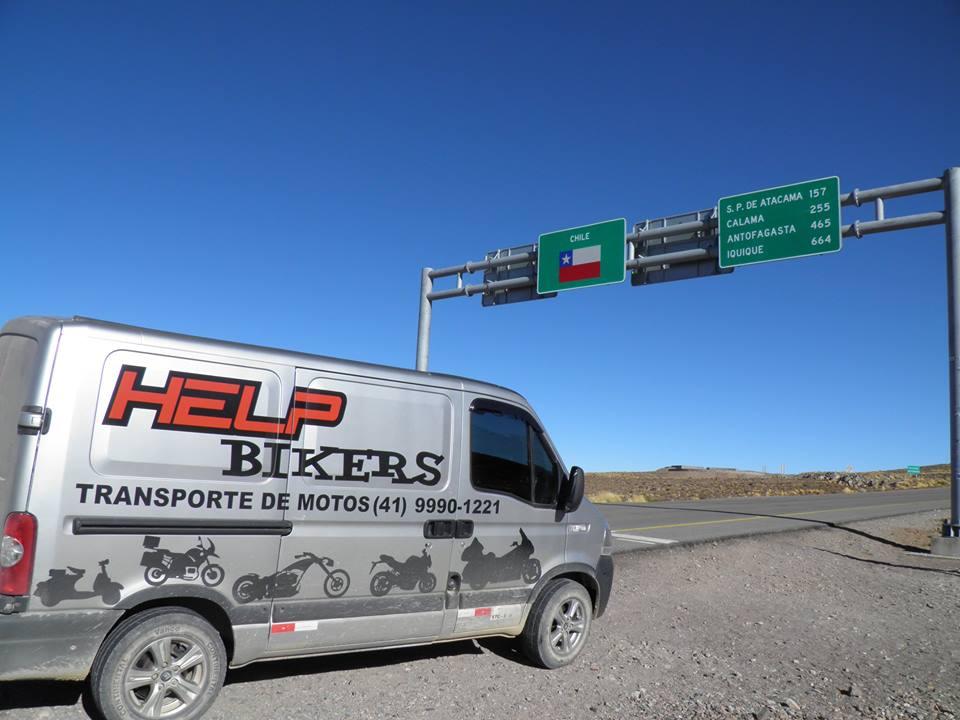 Help bikers - Chile