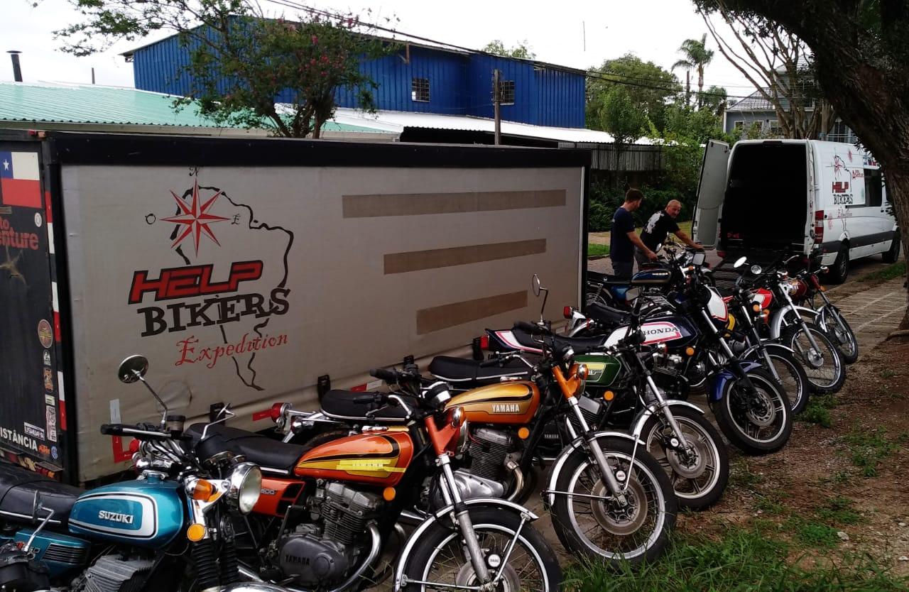 Help Bikers Transporte de Motos